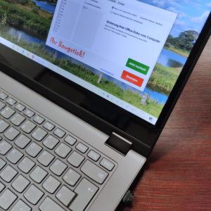 Saugstick™, USB 3.X